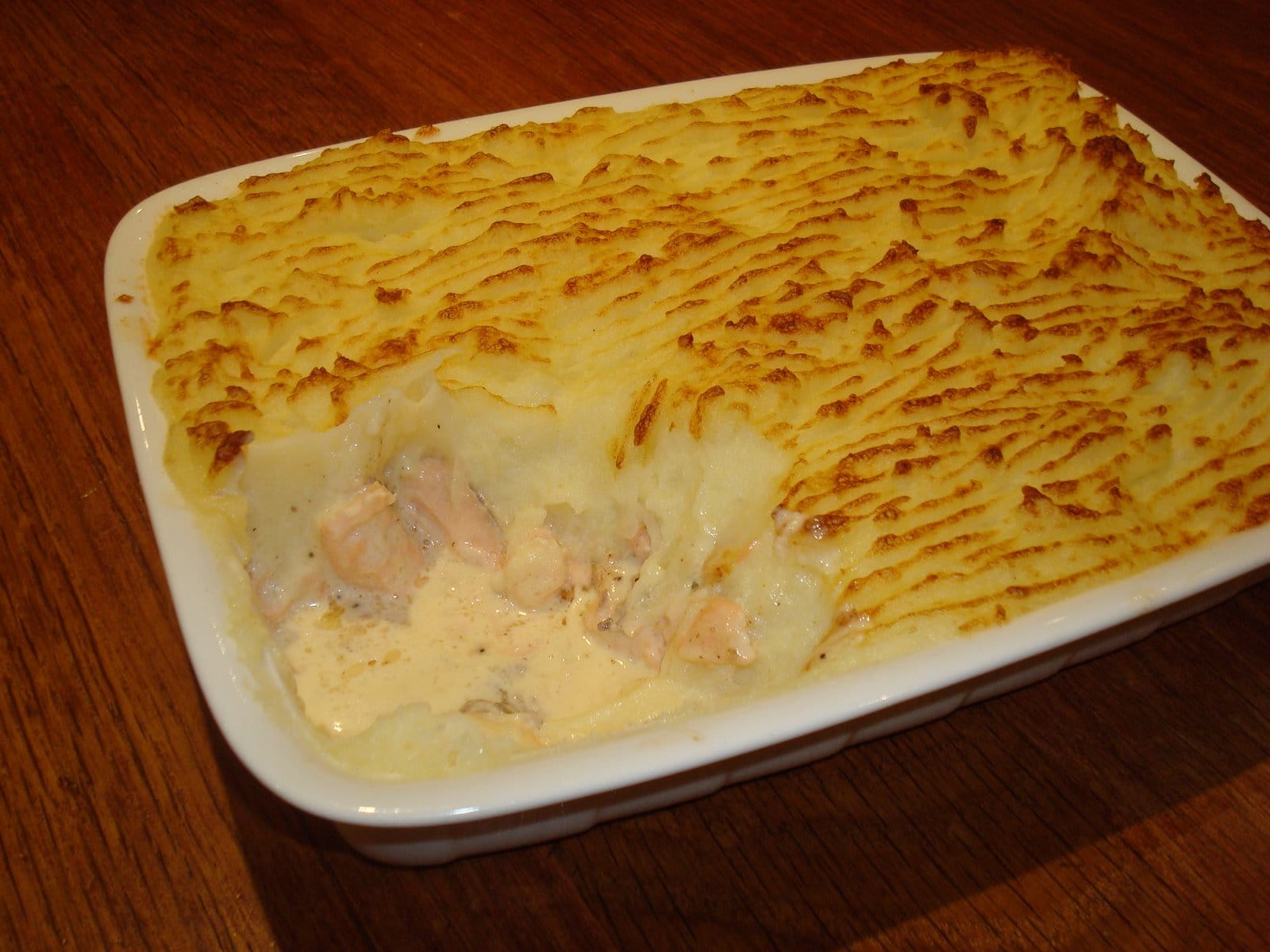 Fish Pie|creamy sauce How to cook… with Uma Wylde