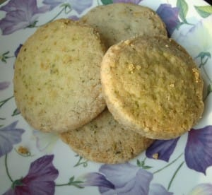 Melt in the mouth butter shortbread