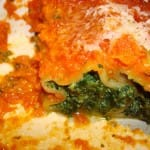 spinach-canneloni